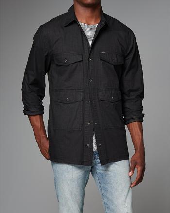 ANF 1892 Fishing Shirt Jacket