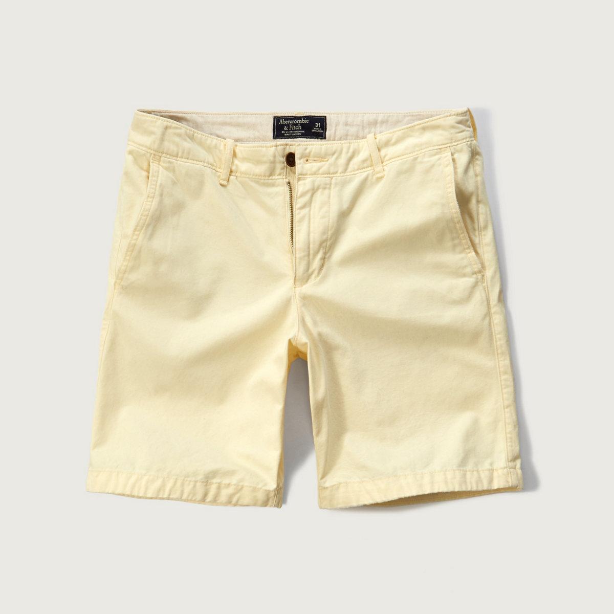 Classic Fit Shorts