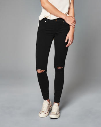 Womens A&F Renew Jean Leggings