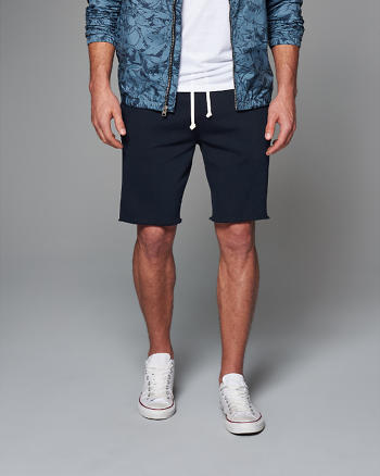 ANF Icon Fleece Shorts