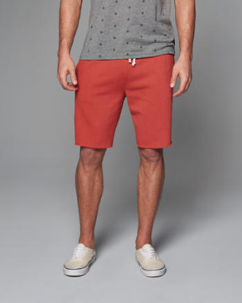 Mens Icon Fleece Shorts