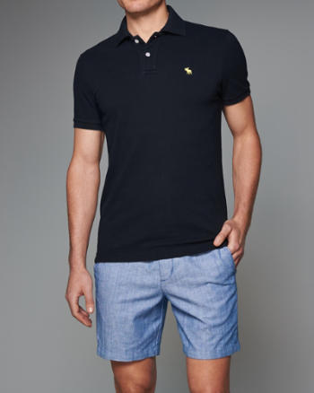 ANF Pop Icon Polo
