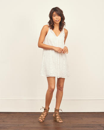 ANF Lace Mini Dress