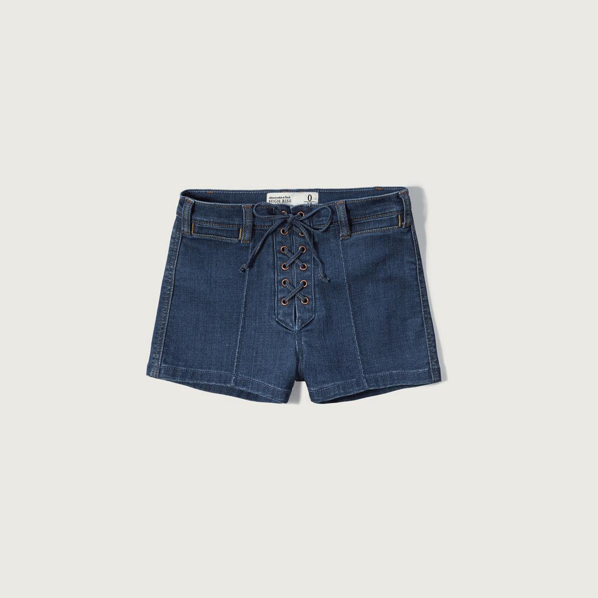 High Rise 2 Inch Shorts