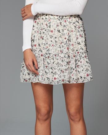 ANF Chiffon Skater Skirt