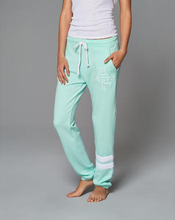 ANF Banded Fleece Sweatpants