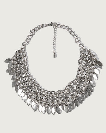 ANF Leaf Necklace