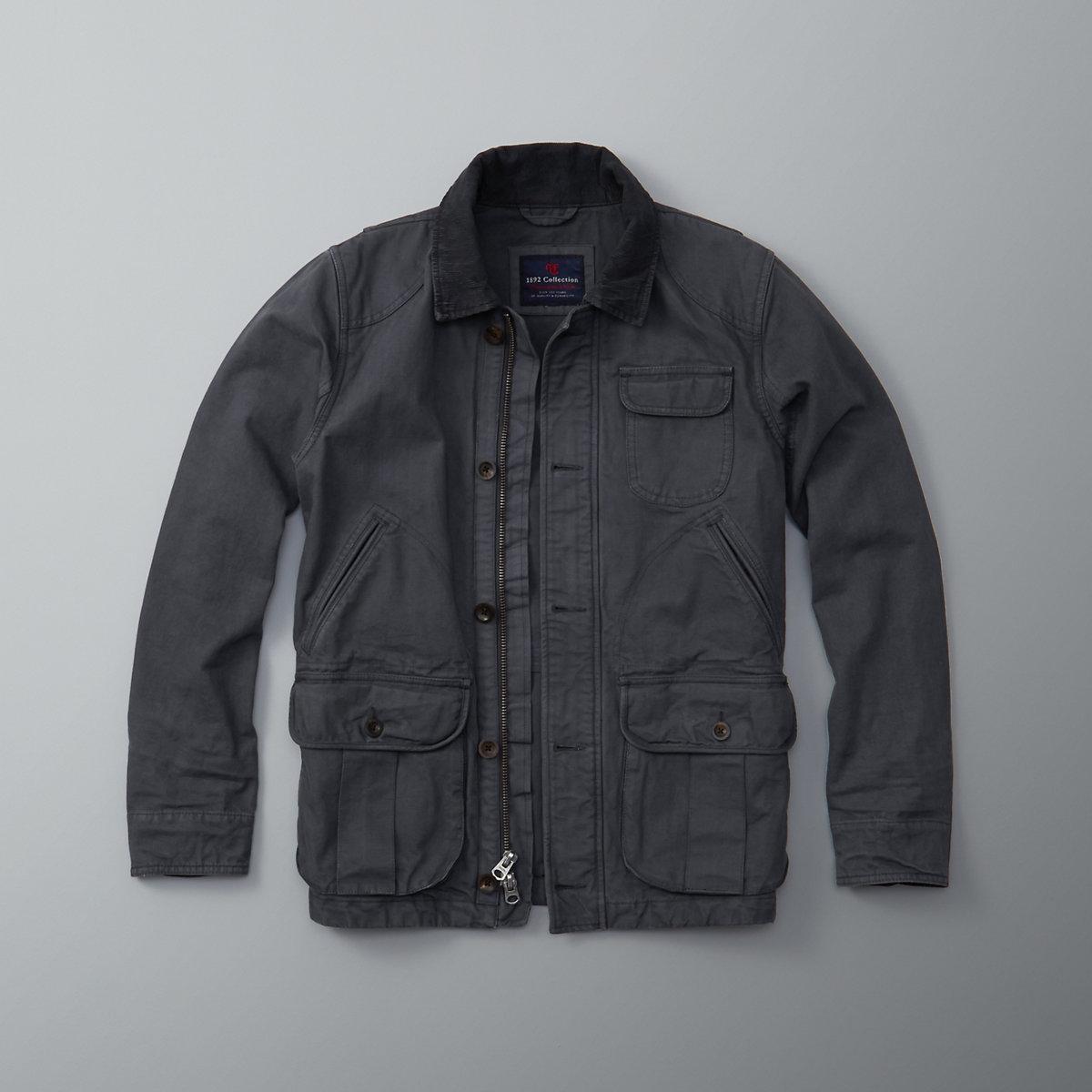Japanese Canvas Field Jacket