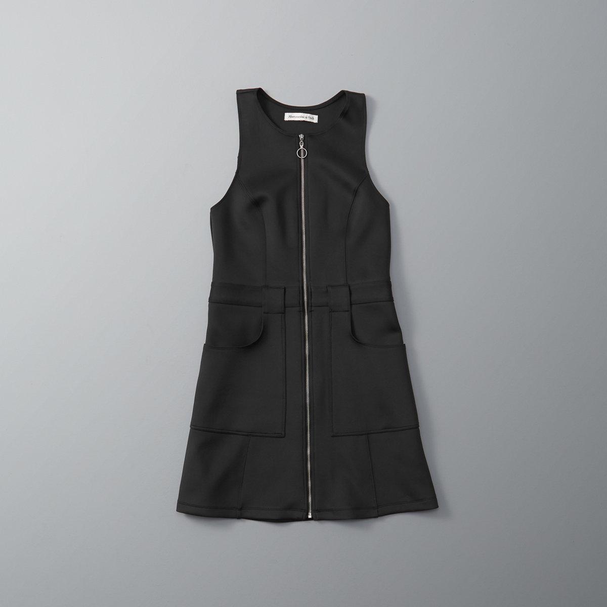 Neoprene Utility Dress