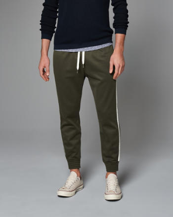 Mens Tricot Joggers
