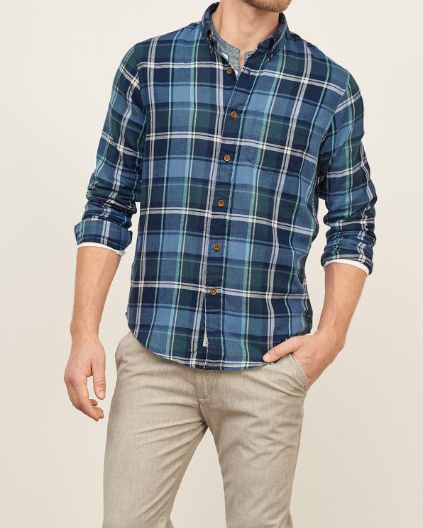 Mens madras plaid shirt mens new arrivals for Mens madras shirt sale
