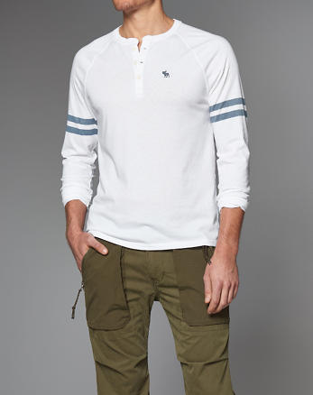 ANF Burnout Henley