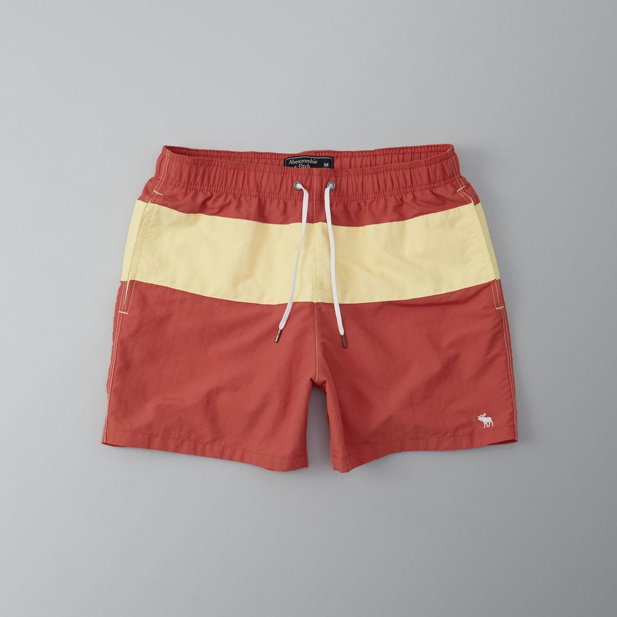 5'' Guard Fit Swim Shorts