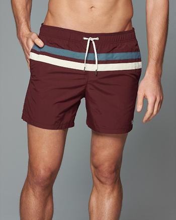 "ANF 5"" Guard Swim Shorts"