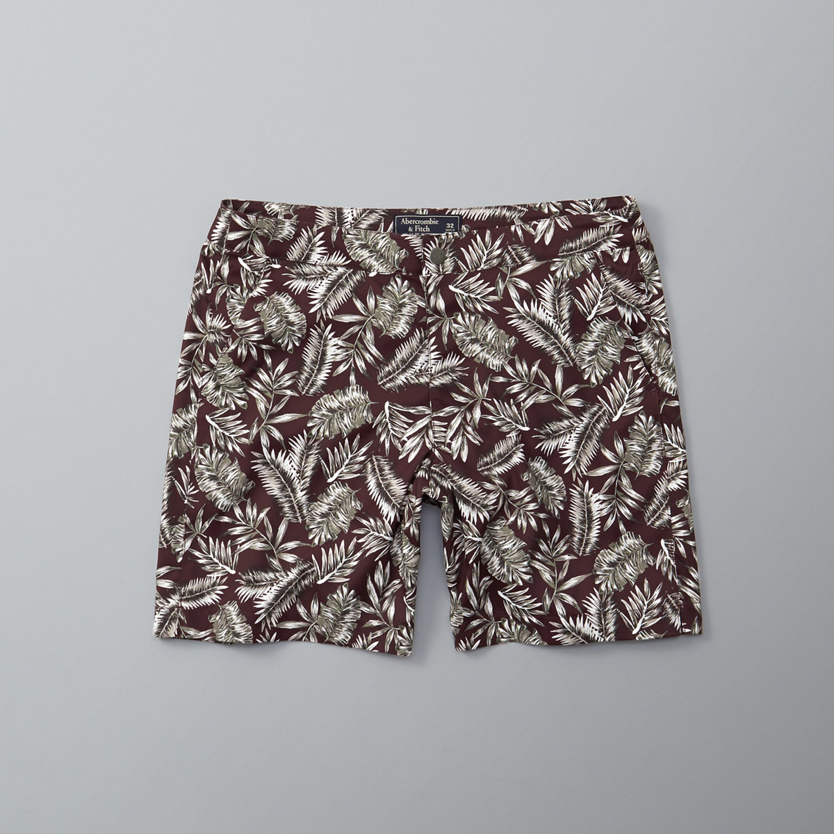 7'' Tailored Trunk Fit Shorts