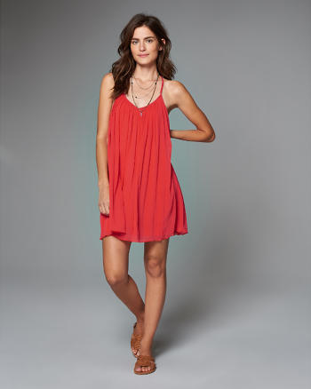ANF T-Back Swing Dress