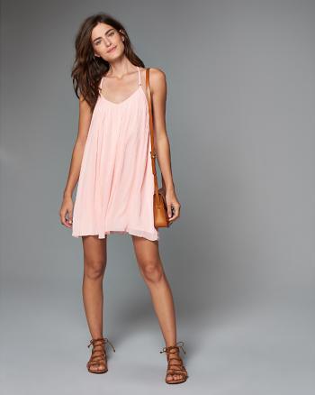 ANF T-Back Swing Dress