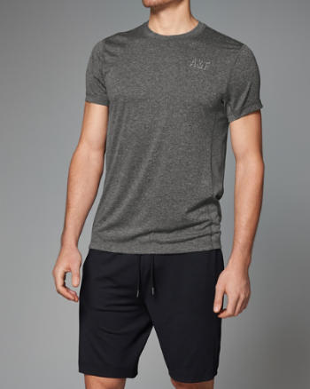 Mens Active Short-Sleeve Base Layer