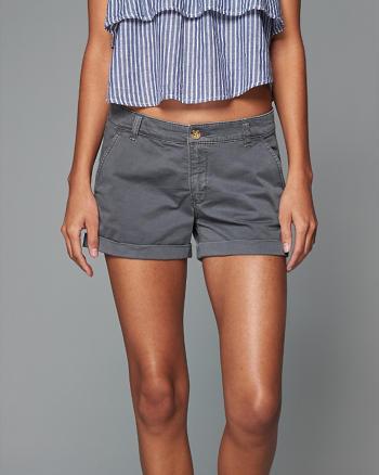 ANF Classic Chino Shorts