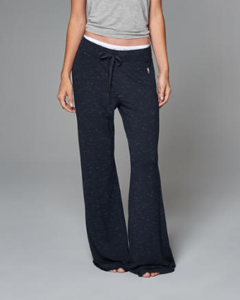 ANF Wide Leg Lounge Pants