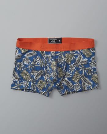 ANF Patterned Trunk Fit