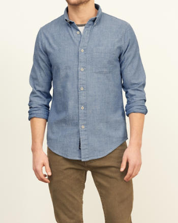 Abercrombie Hemd Flanell
