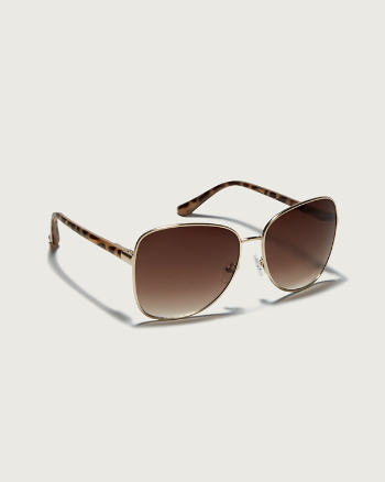 Womens Tortoise Sunglasses