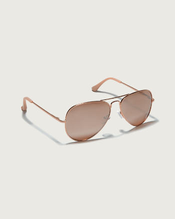 Womens Aviator Sunglasses