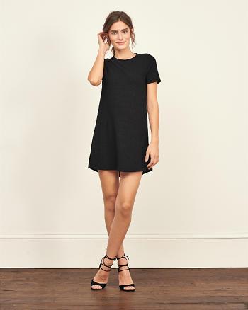 ANF Ribbed T-Shirt Dress