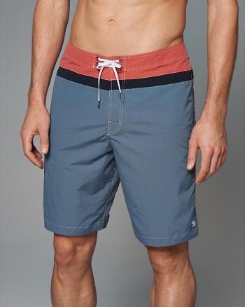 ANF 9'' Board Fit Swim Shorts