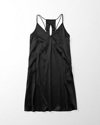 ANF Collection Silk Slip Dress
