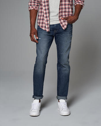 ANF Skinny Summer Weight Jeans