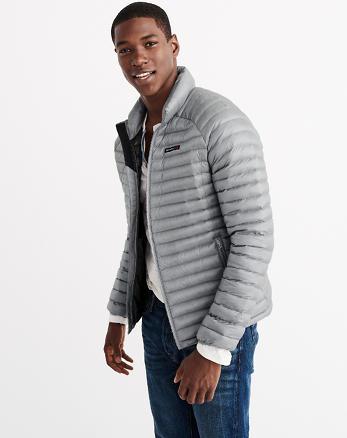 ANF Ultra Lightweight Puffer Jacket