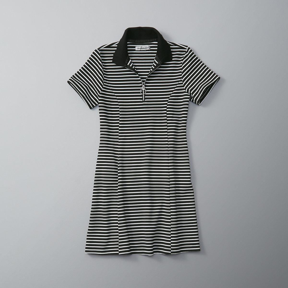 Polo Skater Dress
