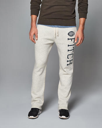 ANF Logo Sweatpants