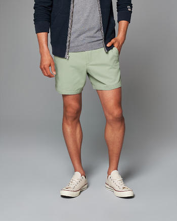 "ANF 5"" Stretch Short"