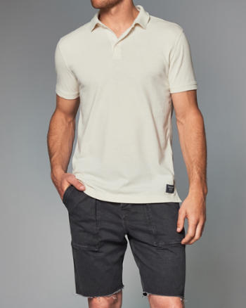 ANF Burnout Polo