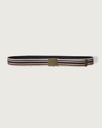 ANF Reversible Woven Belt