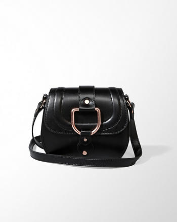 ANF Faux Leather Mini Crossbody
