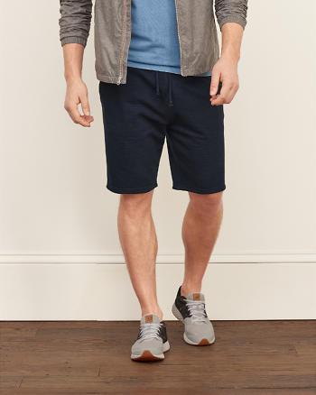 ANF Ribbed Knit Shorts