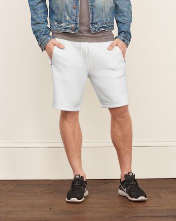 ANF Fleece Zip Pocket Shorts