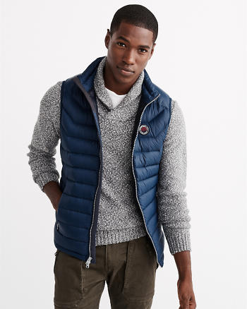 ANF Puffer Vest
