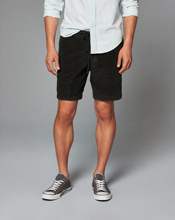 ANF Corduroy Pull-On Shorts