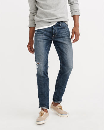 ANF Skinny Iconic Jeans