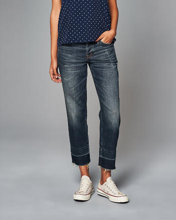 ANF Boyfriend Jeans