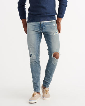 ANF Super Skinny Iconic Jeans