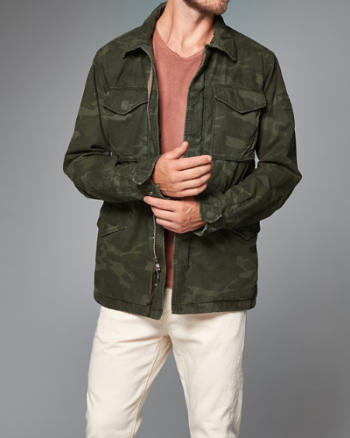 ANF Military Jacket
