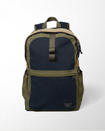 ANF Zip Pocket Backpack