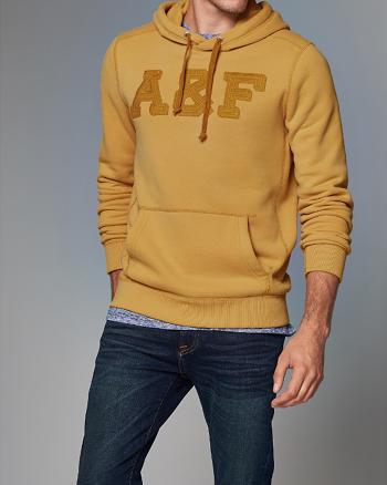 ANF Logo Hoodie