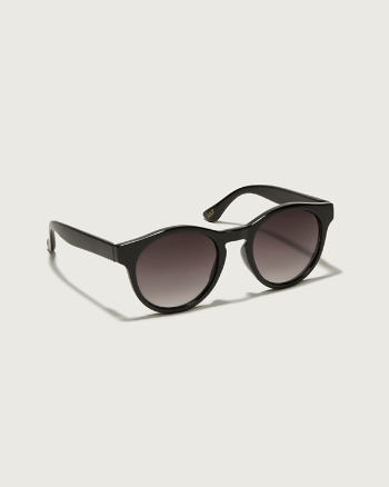 Womens Round Sunglasses